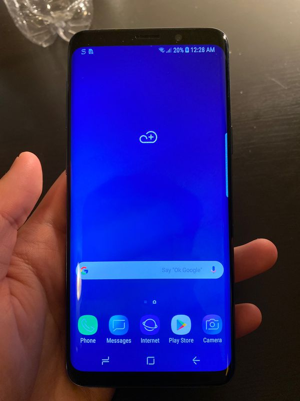 Samsung s9 64gb unlocked version
