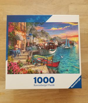 Puzzles Jigsaw Puzzles 1000 piece for Sale in Los Angeles, CA