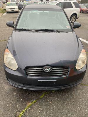 2008 Hyundai accent for Sale in Richmond, VA