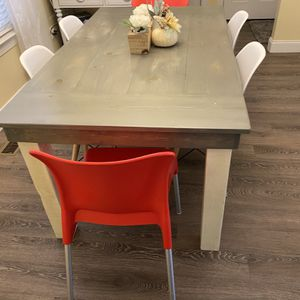 Table And 6 Chairs for Sale in Garner, NC
