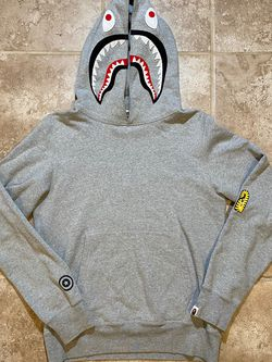 Bape Shark Pullover Hoodie Medium for Sale in Springfield,  VA