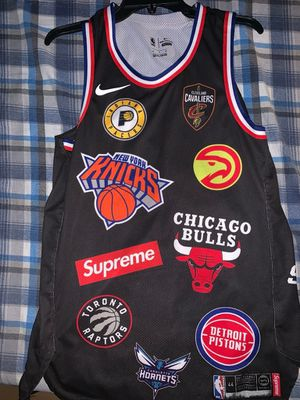 Supreme Nike/NBA Authentic Jersey for Sale in Annandale, VA
