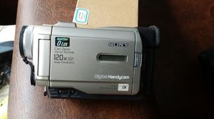 Sony handy cam for Sale in Tampa, FL