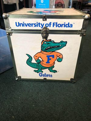 university of florida box, good condition, i'm asking $40 for Sale in Jacksonville, FL