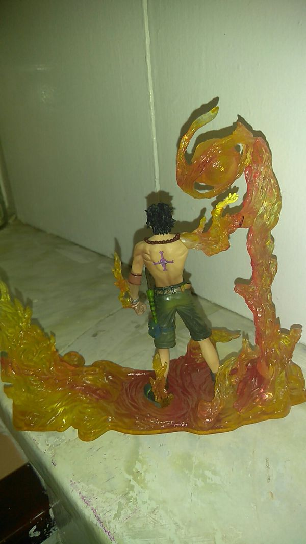 One Piece DXF The Rival VS Portgas D. Ace Anime