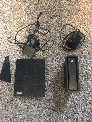 Asus Router for Sale in EAST GRAND RA, MI