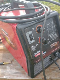 Lincoln Weld Pack 100 for Sale in Portland,  OR