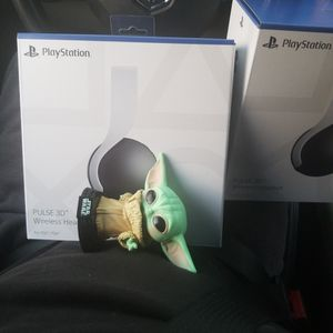 Playstation 5 Ps5 Pulse 3d Headset 135 for Sale in Richmond, CA