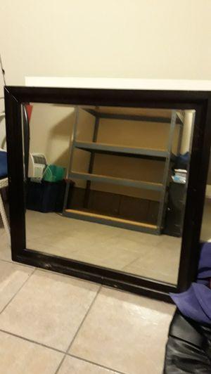 Dresser mirror for Sale in Morgan Hill, CA