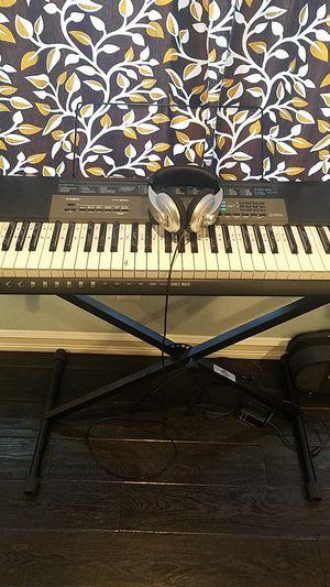 Casio CTK2550 61 Key Portable Keyboard Premium Package for Sale in San Ramon, CA