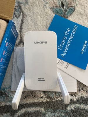 Linksys wi-fi range extender for Sale in Hillsboro, OR