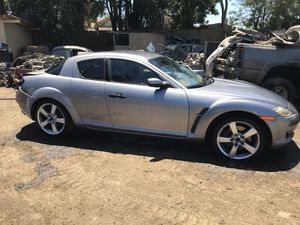 2008 Mazda RX-8 for parts only w/manual transmission for Sale in Salida, CA