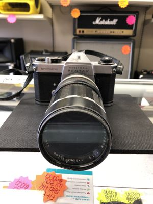 Honeywell Pentax Spotmatic Camera, 35mm Film for Sale in Humble, TX