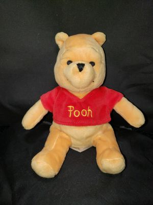 "Disney plush winnie the pooh 8"" for Sale in Zanesville, OH"