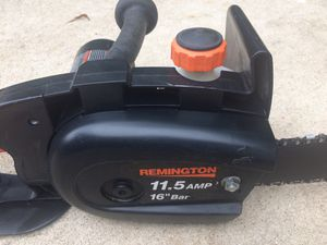 Remington electric chainsaw for Sale in Inverness, FL
