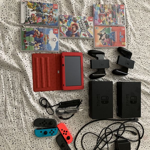Nintendo Switch trading for PS5 OBO