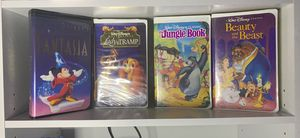 Disney VHS tapes for Sale in Wantagh, NY