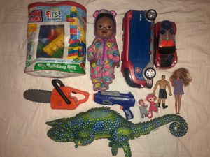 Lot of Toys for Sale in Hollywood, FL