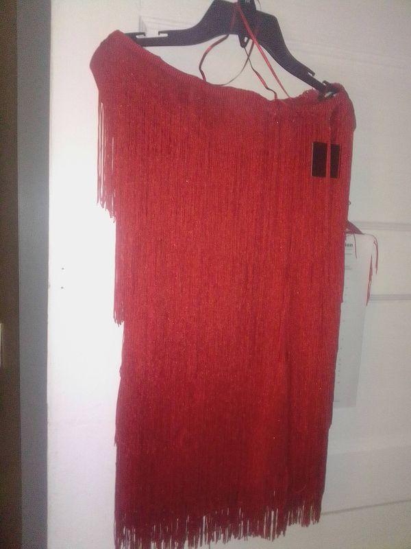 New Sexy Fringe Women's Skirt!