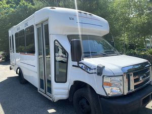 2012 Ford E350 bus with lift for Sale in Canton, MA