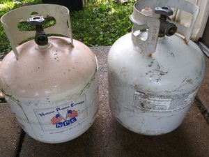 BBQ GRILL PROPANE TANK for Sale in St. Louis, MO