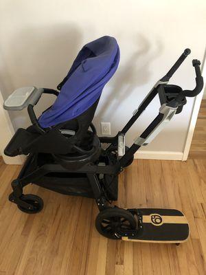 Orbit baby G3 stroller w/ sidekick (skateboard) for Sale in Whittier, CA
