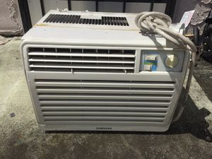 Samsung mini A/C window unit for Sale in Orlando, FL