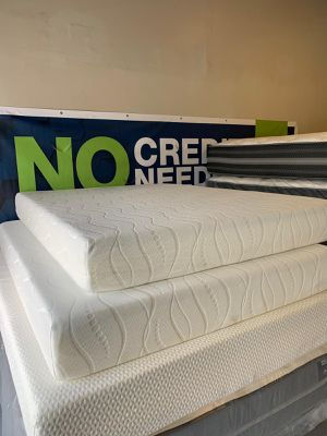 ALL MEMORY FOAM cooling GEL Mattress ALL Sizes available , brand NEW Bed. for Sale in El Cajon, CA