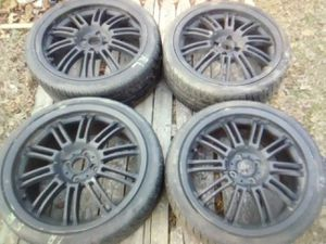 """17"""" rims for sale $399 for Sale in Southampton Township, NJ"""