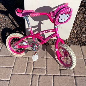 Toddler Size Hello Kitty Bike for Sale in Cave Creek, AZ