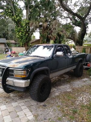 Dodge Dakota 4x4 for Sale in Tampa, FL