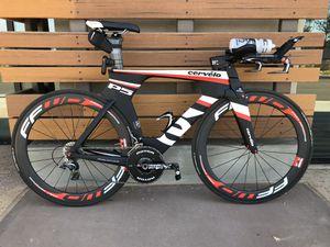 Cervelo P5 triathlon TT bike for Sale in Chandler, AZ