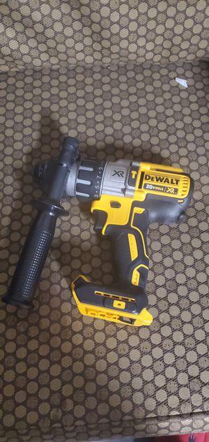New dewalt hammer drill 3 speed for Sale in Nashville, TN