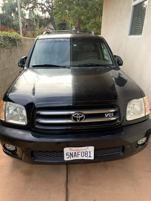 2003 Toyota Sequoia limited for Sale in Los Angeles, CA