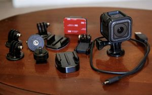 GoPro Hero 5 Session waterproof action camera with extras for Sale in Baltimore, MD