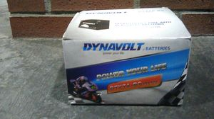 DYNAVOLT MAINTENANCE FREE WITH ACID PACKS BATTERIES 12V 6 Ah for Sale in Riverside, CA