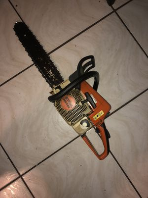 Stihl chainsaw for Sale in FL, US