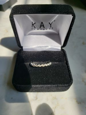 Diamond wedding band for Sale in Chantilly, VA