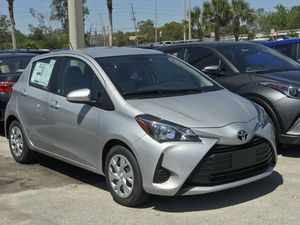 Toyota Yaris Lift back L 2018, from $234. Monthly. We have Variety for Sale in Orlando, FL