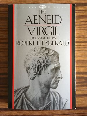 The Aeneid Virgil translated by Robert Fitzgerald for Sale in New York, NY