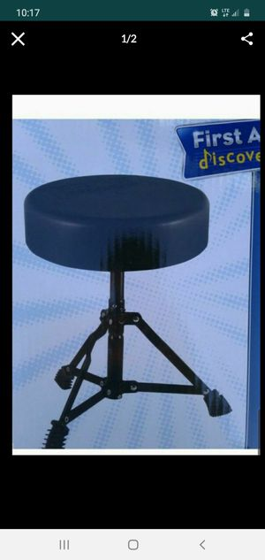 Kid stool chair instrument $12 for Sale in San Bernardino, CA