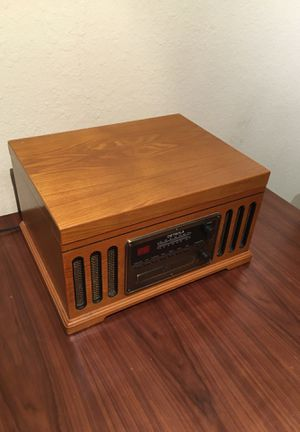 Detrola Record player (CD and Cassette player as well) for Sale in Franklin, TN