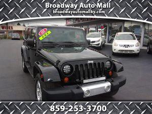 2008 Jeep Wrangler for Sale in Lexington, KY