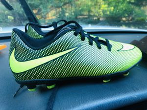 Nike size 4 cleats for Sale in Alexandria, VA
