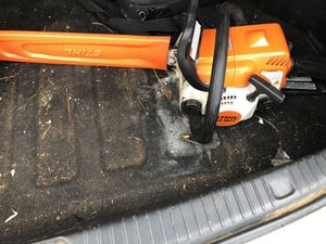 Stihl chainsaw ms180c for Sale in Albany, GA