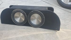 350z speaker box for Sale in Los Banos, CA