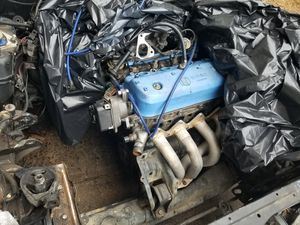 F22 motor and 96 prelude part out. 96-00 ek coupe parts for Sale in Atlanta, GA