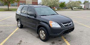 2003 honda crv AWD for Sale in Addison, IL