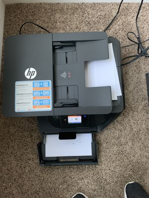 HP all in one, Printer, Scanner, fax, copier for Sale in Shelby Charter Township, MI