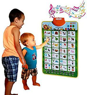 Just Smarty Alphabet Learning Toy for Boys and Girls 3 Years Old & Up. for Sale in Arlington, WA